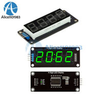 "5PCS 0.56"" Green TM1637 4Bit Digital LED Display Clock Tube Display for Arduino"