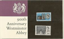 GB Presentation Pack 1966 Westminster Abbey