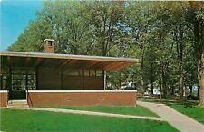 Battle Ground  IN~Carpenter Hall~Battle Ground Methodist Camp Northwest~1950s