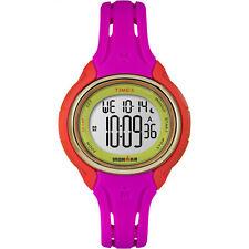 Timex Mid-Size Ironman Sleek 50 Round Women's Watch- TW5M02800
