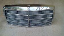 Mercedes- Benz W126 Original OEM Front Grill Hood Grille