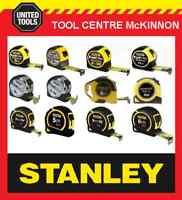 STANLEY FATMAX & TYLON TAPE MEASURES - BIGGEST RANGE & BEST PRICES!