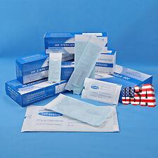 200pouchesbox Dental Medical Self Seal Pouch Sterilization Bag Pouches All Size