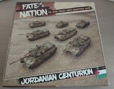 Llamas de la guerra destino de una nación 15mm jordano Centurión escuadrón ajoab 1 Nuevos Y En Caja
