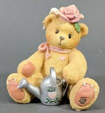 *MINT* Cherished Teddies ~ 1996 Rose - Everything's Coming Up Roses (202886)