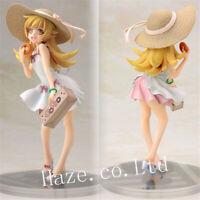 Anime Bakemonogatari Oshino Shinobu 18cm PVC Figure Model Toy