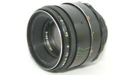 Helios 44-2 M42 58mm f/2.0 beautiful bokeh USSR Lens for Zenit Pentax Canon Sony