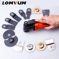 LOMVUM Electric Cordless Cutter Trimmer Oscillating Multi Tools Variable Speed