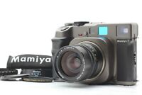 【Rare! Converted to 7II N MINT+++】 Mamiya 7 Camera + N 65mm f4 L Lens from JAPAN