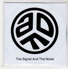 (GN690) The Signal & The Noise, Asian Dub Foundation - 2015 DJ CD