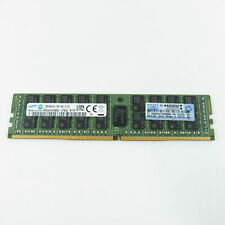 HP SERVER MEMORY 32GB RDIMM REGISTERED PC4-2133P-R DDR4  752370-091