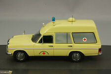 1/43 MATRIX Model Mercedes-Benz Binz MB W115 Ambulance Creme White 1969