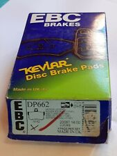 DP662 EBC Brake Pad Set Rover/Honda