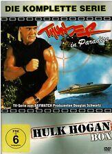 Hulk Hogan Box - Thunder in Paradise - Die komplette Serie (4 DVDs) - gebraucht
