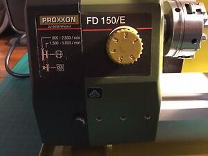 Proxxon FD150 Mini Lathe