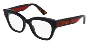 GUCCI GG0060O Studded Eye Glasses Great Condition