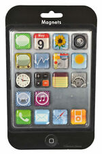 Set 18 Phone Apps IPhone Icons Fridge Memo Board Refrigerator Magnets