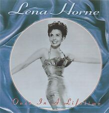 LENA HORNE - Once in a lifetime - CD album
