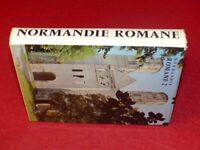 "[ZODIAQUE ART ROMAN] NORMANDIE ROMANE** Collection  ""La Nuit des Temps"".-41 1974"