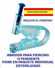 PIERCING ABRIDOR ESTERILIZADO INCLUYE PIERCING SIN DOLOR PRÁCTICO ECONOMICO