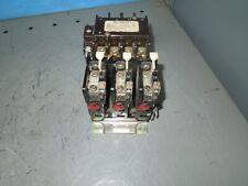 ITE/ROWAN 2171-C40AA-K1-59 Size 1 Open FVNR Starter 30A 3ph 120V Coil Used