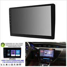 "10.1"" HD Ultra-thin Android 8.1 Quad-core 2+32GB Car Stereo Radio GPS Wifi 3G 4G"