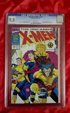 UNCANNY X-MEN #275 CGC 9.8 JIM LEE WRAPAROUND COVER