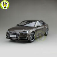 1/18 Audi A4L A4 Diecast Metal Car Model Toy Boy Girl Gift Collection Brown