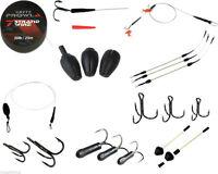 Greys Prowla Accessories*12 Styles*Pike Boom Wire Sinker Trace Trebles Sleeves