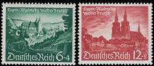 Deutsches Reich 748/49 ** Eingliederung von Eupen, Malmedy und Moresnet