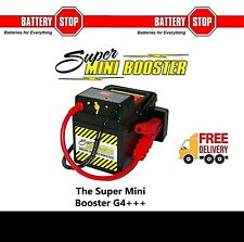 PORTABLE JUMP STARTER SUPER MINI G4 SUPER MINI BOOSTER 12 VOLT