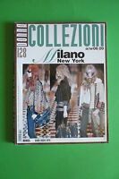 Colecciones Donna N. 128A/W 2008/2009 Milano New York Fashion Alta Moda