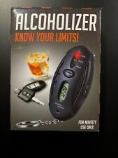 Led Digital Breath Alcohol Tester Personal Breathalyzer Analyzer Detector Meter