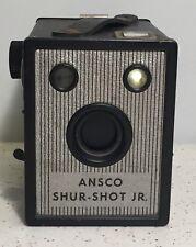 Vintage ANSCO SHUR-SHOT JR. camera. Very Good Condition!