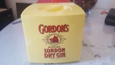 Gordons Hancock Corfield & Waller Limited London Ice holder Bucket Dry Gin