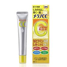 Rohto Mentholatum MELANO CC Anti Spot Essence Acne Freckles Treatment 20ml Japan