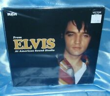 ELVIS At American Sound Studio FTD 2-CD 158-Min+Rare Bonus Outtakes (OOP) NEW !
