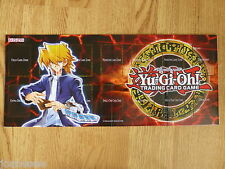 Yu-gi-oh Legendary Collection 4 Playmat - Collapsible Hard Board New