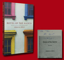 Ursula Hegi by Hotel of the Saints (2001,HC,1st/1st) SIGNED NEAR FINE