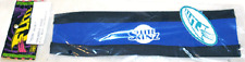 Old School Flite Skins Chainstay Guard Cover / Blue NEW!