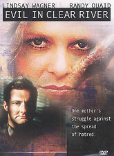Evil In Clear River (DVD, 2003)  VG++ TO NEAR EXCELLENT CONDITION (NO SCRATCHES)