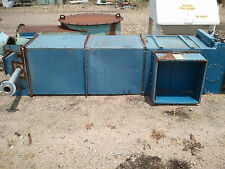 """BAG HOUSE 9 BAG 8'X5"""" 3 ZONE WITH 3 HP FAN"""