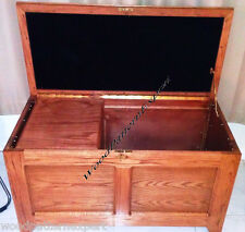CEDAR CHEST Paper Plans EASY DIY PATTERNS Build Toy Storage Hope Box Like Expert