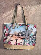 Robin Ruth Shopper Scarlet Small Tote Bag