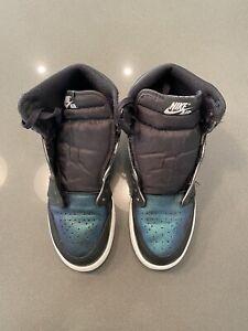 Nike Air Jordan 1 High OG All Star Chameleon Iridescent Mocha 7Y or Womens 8.5