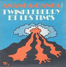 "45 T SP TWINKLEBERRY ET LES TIM'S  ""ANANGA-RANGA""  (LONG CHRIS)"