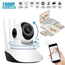 1080P Wireless IP Security HD Camera Indoor CCTV Home Smart Wifi Baby Monitor