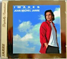 """JEAN MICHEL JARRE - CD """"IMAGES (THE BEST OF)"""" - DIGITALLY REMASTERED"""