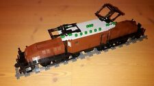 Lego Eisenbahn Bauanleitung Schweizer Krokodil SBB Ce 6/8 II Train Instruction