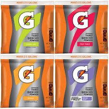 Gatorade Powder Variety Pack 2.5 Gallon - 21 oz. Instant Powder Mix (Pack of 32)